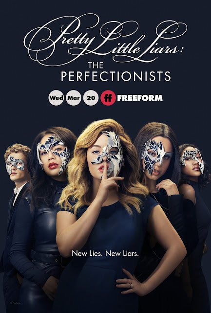 Pretty Little Liars The Perfectionists  (2019-) ταινιες online seires oipeirates greek subs