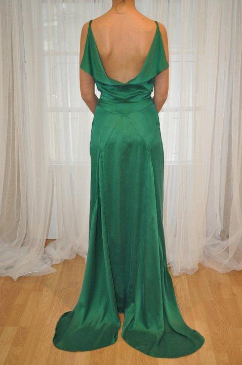 Boüret long dress-29107-