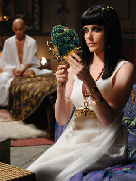 José do Egito, figurino, enfeites de cabelo, Larissa Maciel