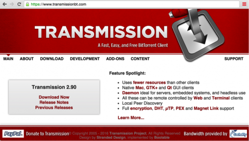 contagio: Ransomware.OSX.KeRanger samples