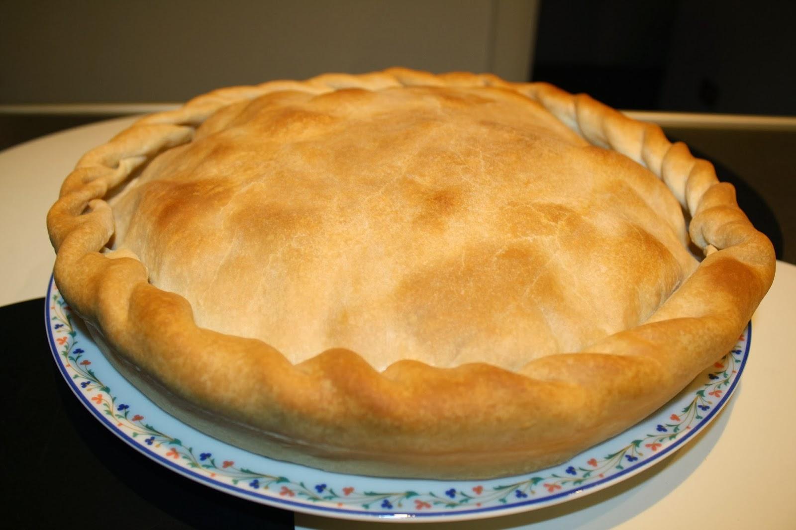 La Cuciniera Moderna Torta di zucca ricetta ligure