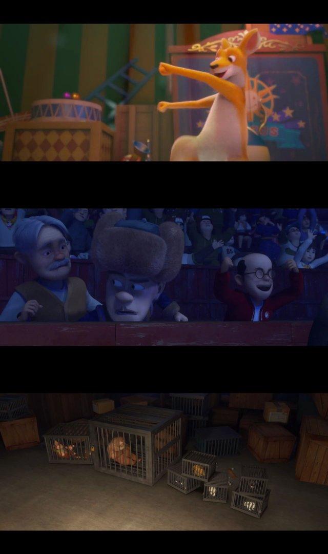 Boonie Bears el gran secreto (2016) HD 1080p y 720p Latino