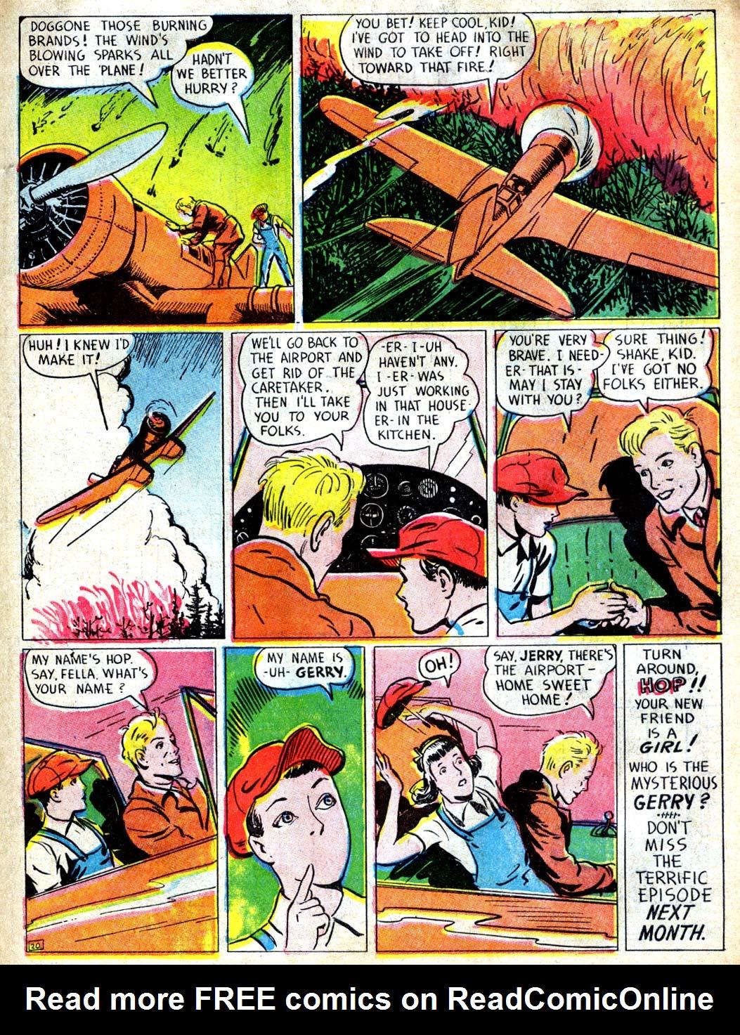 Read online All-American Comics (1939) comic -  Issue #5 - 41