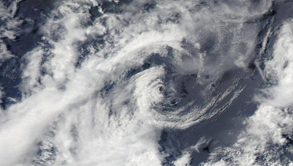 Ciclón subtropical provocará fuertes vientos en Uruguay