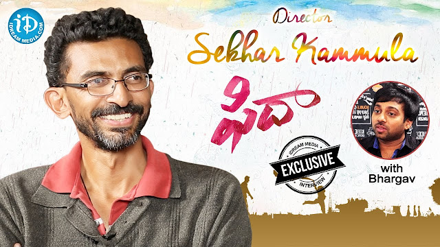 Sekhar Kammula Exclusive Interview About Fidaa Movie