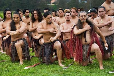La estrategia de la no-violencia. Los moriori frente a los maoríes