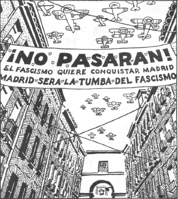 Anarchy Comics, Spain