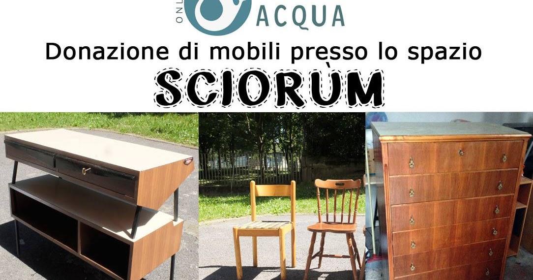 quartoweb donazioni di mobili presso lo sciorum di quarto