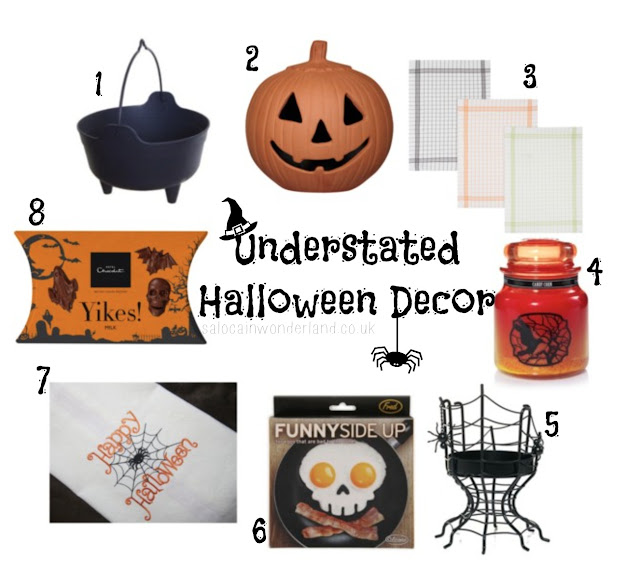 halloween decor uk