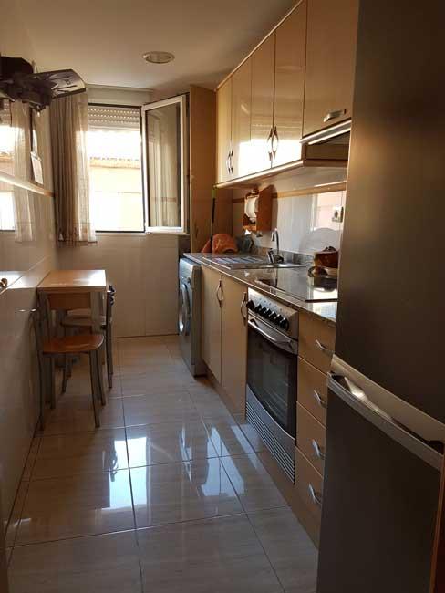 piso en venta avenida almazora castellon cocina1