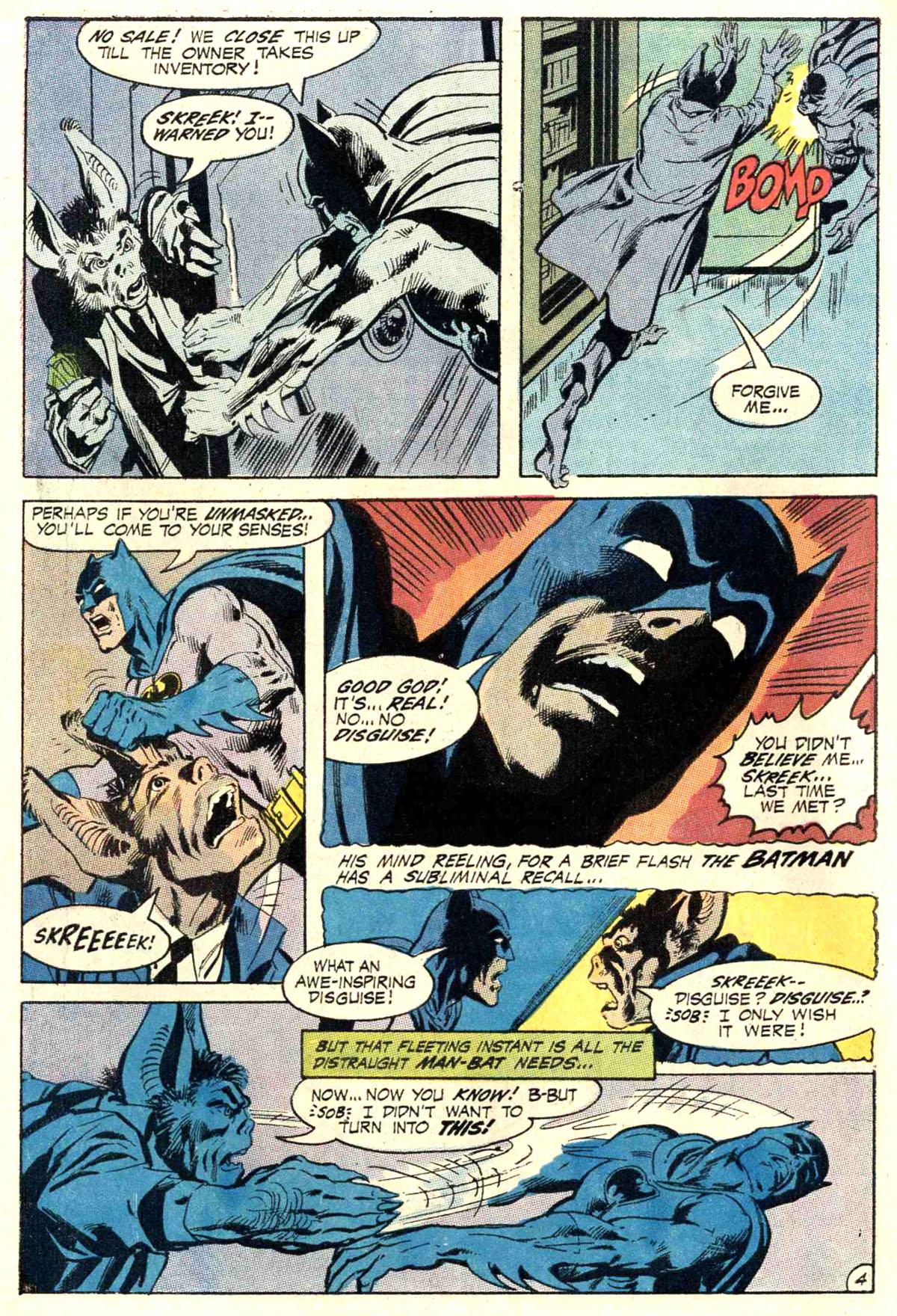 Detective Comics (1937) 402 Page 5