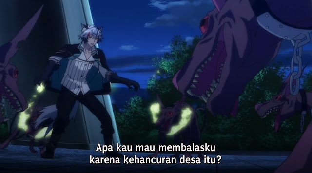 Phantom In The Twilight Episode 03 Sub Indo
