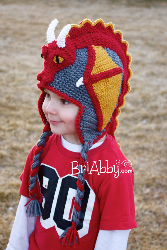 Character And Animal Crochet Hat Patterns