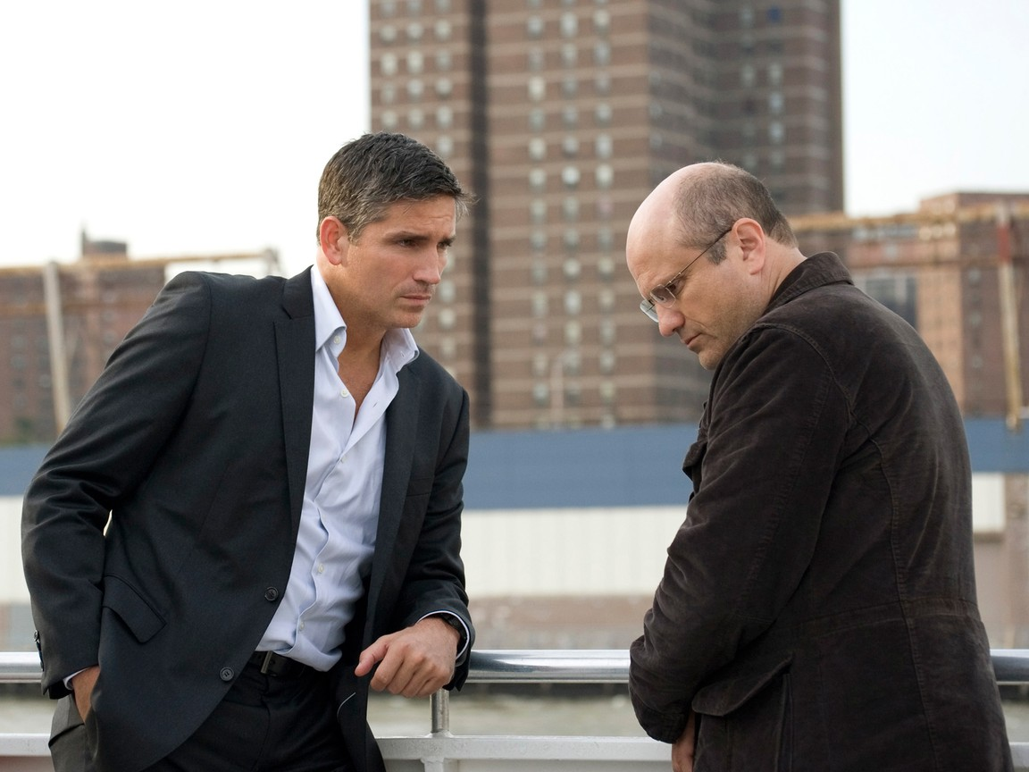 Person Of Interest - Season 1 Episode 07