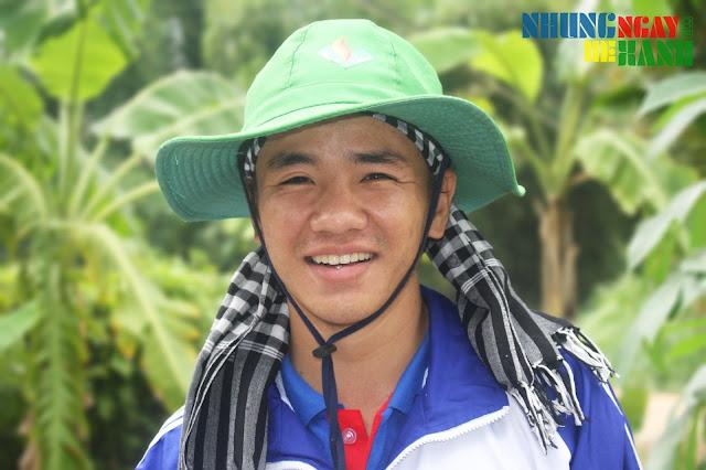 Chiến sĩ Trần Minh Nam