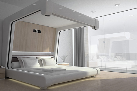 Thekongblog somnus neu most technically advanced bed for Somnus neu bed price
