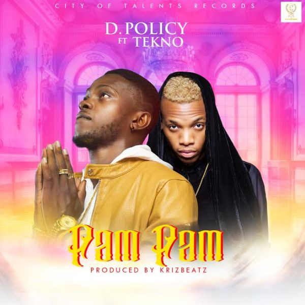 ] D. Policy Ft. Tekno – Pam Pam [VIDEO]