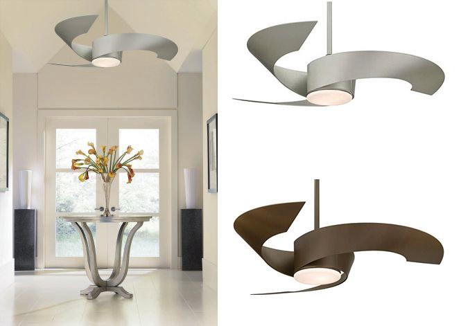 Cool And Unique Ceiling Fans Elegance Dream Home Design