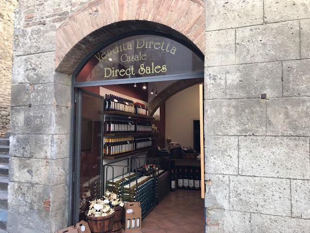 İtalyan Şarabı