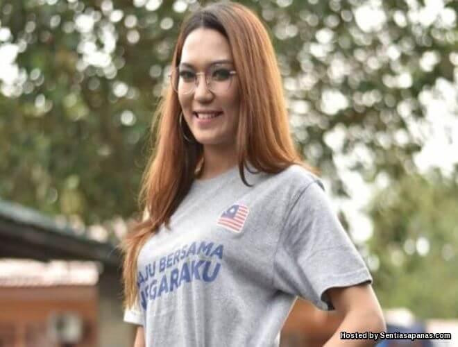 Fara Hezel Kesal Tayang Dada Seksi!