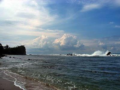Wisata Pantai Sawarna - Banten