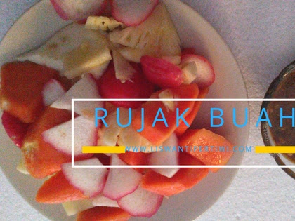 Wisata Kuliner: Rujak BKKBN Bikin Melek