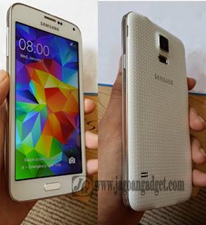 desain  Samsung Galaxy S5 HDC Replika / Supercopy