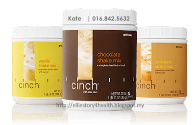 http://elliestory4health.blogspot.com/2017/01/cinch-shake-mix.html