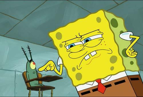Spongebob VS Plankton Spongebob Wallpapers | Cute ...