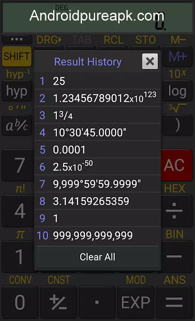RealCalc Plus Apk Download v2.3.1 Latest Version For Android