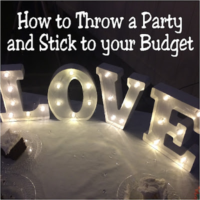 If you find yourself always stretching your budget when you throw a birthday party or other get together, find out how to throw a party cheaply with this sponsored post with my favorite retailers of all time. (But all opinions are my own.I just really love these companies!)