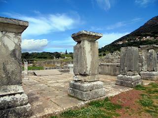 το Ασκληπιείο στην Αρχαία Μεσσήνη