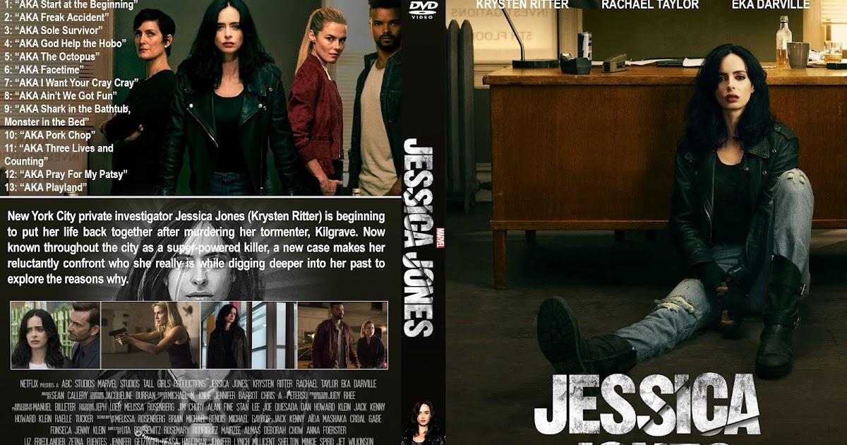jessica jones season 2 dvd cover cover addict free dvd