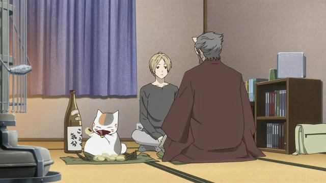 Takashi Natsume, Madara i jeden z duchów