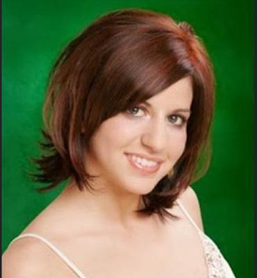 Model Rambut Pendek Untuk Wajah Bulat dan Gemuk