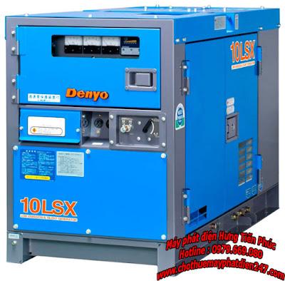 Máy phát điện Denyo 8kva