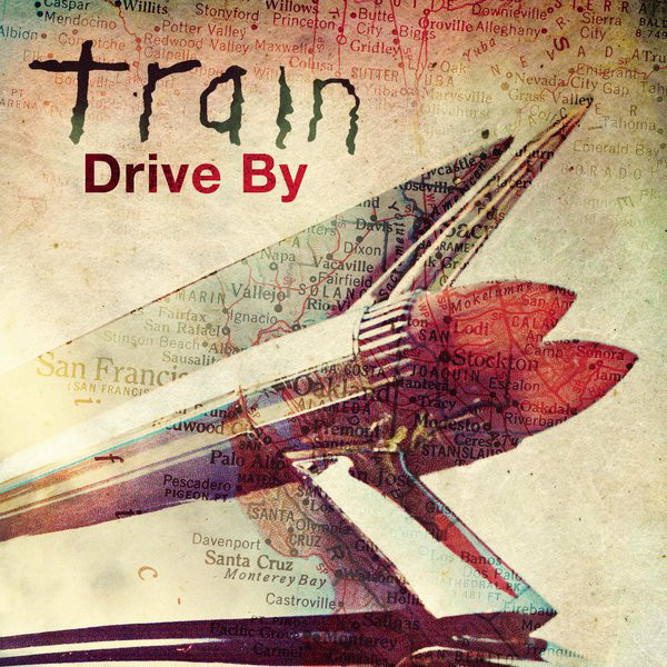 Train - Drive By - Single Cover