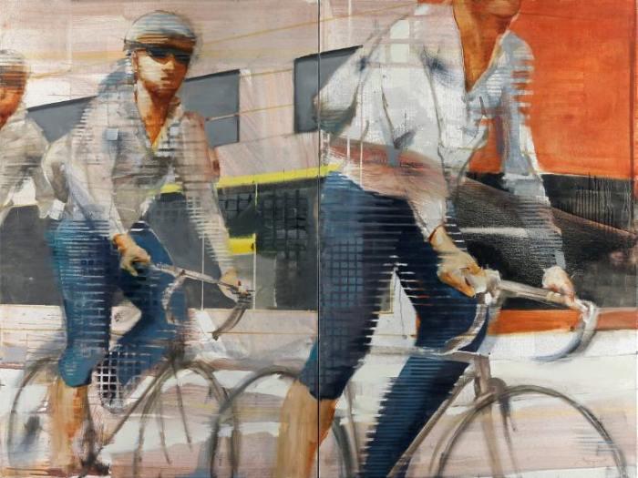 Геометрическая абстракция. Michael Azgour