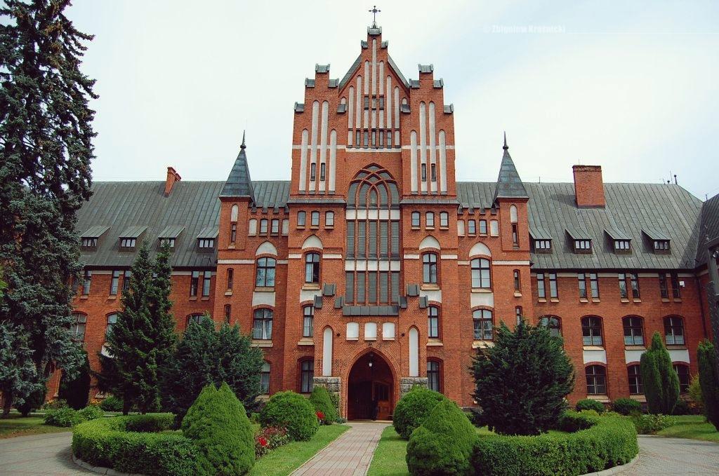 Braniewo, klasztor