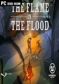 غلاف لعبة The Flame in the Flood