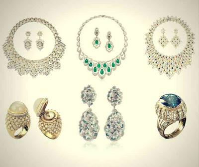 Joias da Buccellati - Buccellati Jewelry - Joalherias Famosas
