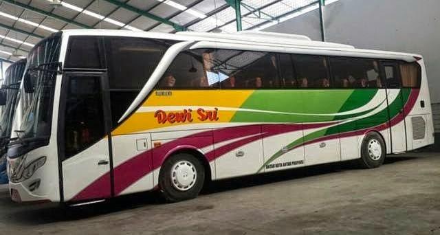 Berikut Merupakan Rute Dan Tarif Tiket Bus Dewi Sri Bus Po Dewi Sri