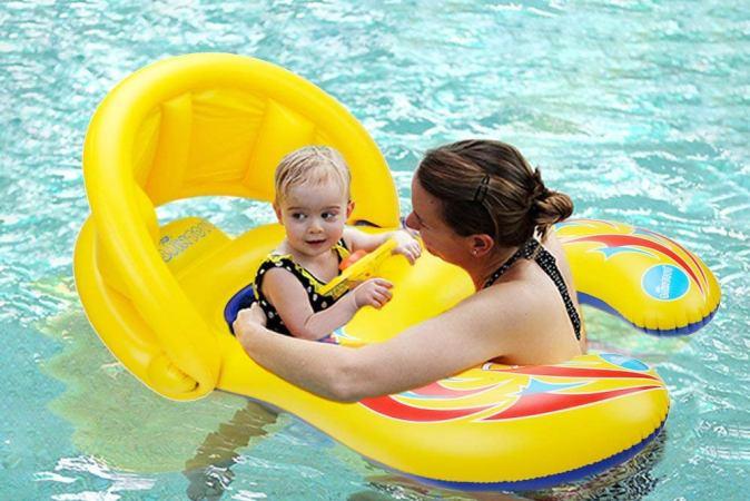 Flotadores de seguridad para bebés