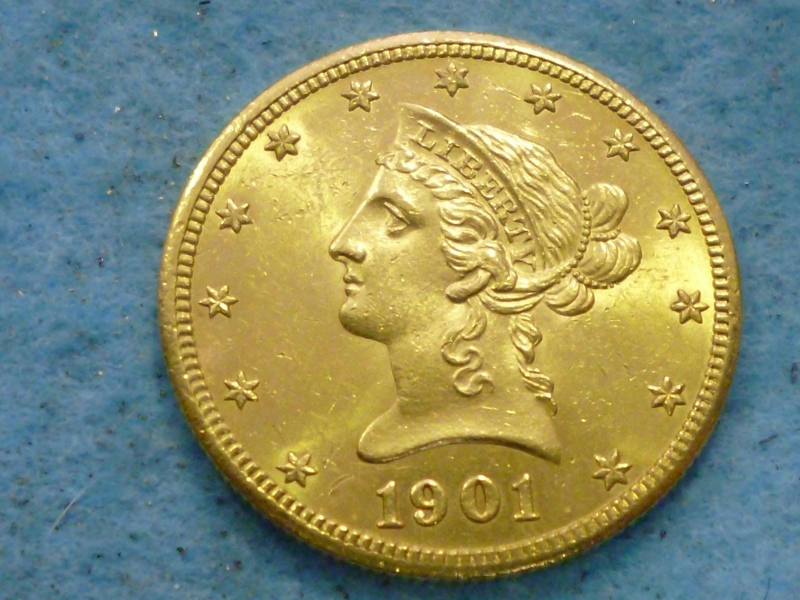 Estados Unidos Mexicanos Coin