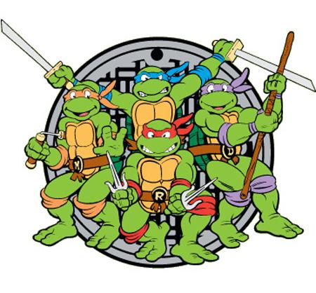 Imagenes De Dibujos Animados Tortugas Ninja