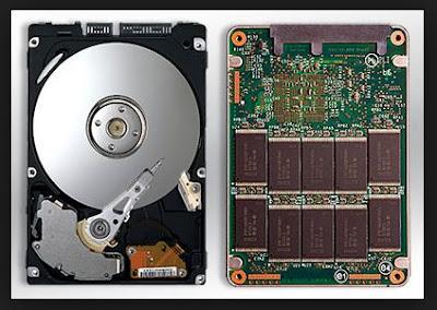 HDD dan SSD