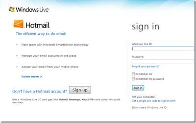 Hotmail Hotmail