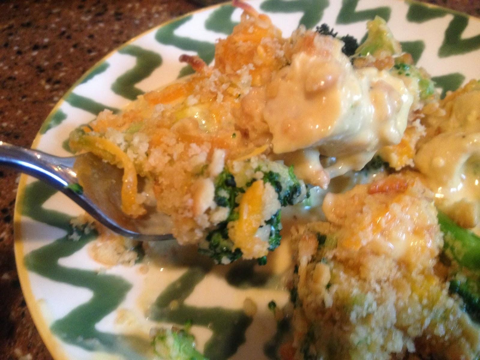 Flannery Kitchen Chicken Broccoli Casserole-6035