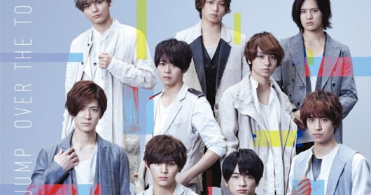 Hey! Say! JUMP - Over The Top Lyrics | MetroLyrics