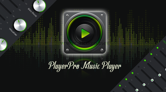 PlayerPro Music Player v4.6 Apk Full Versi Gratis